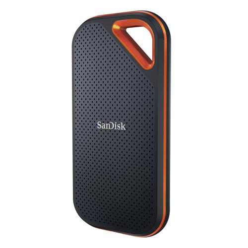 Sandisk Extreme Pro Portable SSD 4TB V2 Main Image