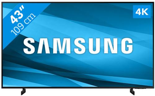 Samsung Crystal UHD 43AU8000 (2021) Main Image