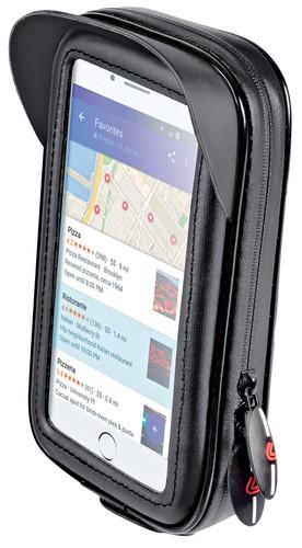 Lampa Opti-Case Universal Phone Case Leather Motor/Bike Main Image