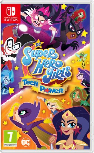 DC Super Hero Girls: Teen Power Main Image