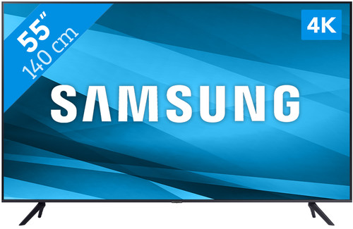 Samsung Crystal UHD 55AU7100 (2021) Main Image