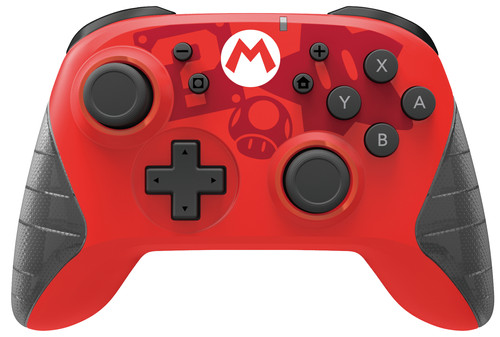 Hori Draadloze Nintendo Switch Controller Mario Main Image