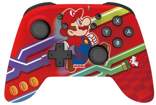 Hori Draadloze Nintendo Switch Controller Super Mario New Design Edition Main Image