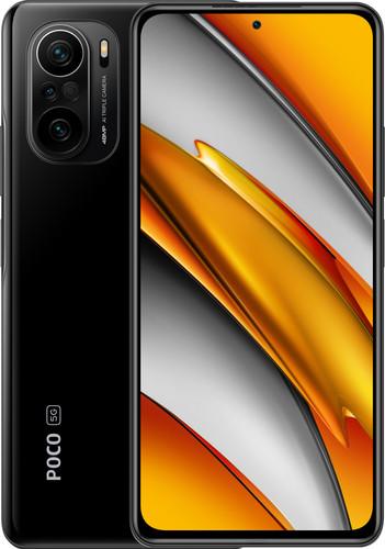 Xiaomi Poco F3 128GB Zwart 5G Main Image