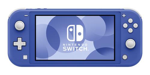 Nintendo Switch Lite Blauw Main Image