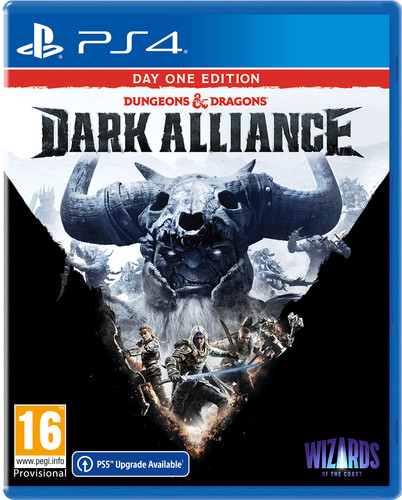 Dungeons & Dragons - Dark Alliance - Day One Edition PS4 Main Image