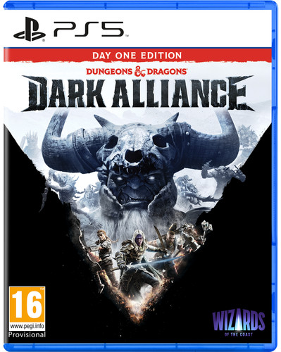 Dungeons & Dragons - Dark Alliance - Day One Edition PS5 Main Image
