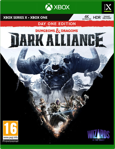 Dungeons & Dragons - Dark Alliance - Day One Edition Xbox On Main Image