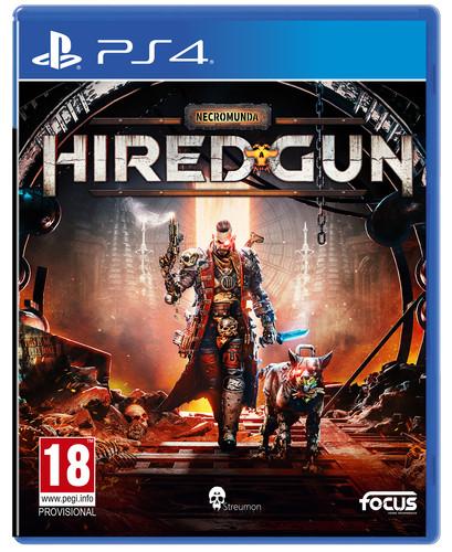 Necromunda - Hired Gun PS4 Main Image