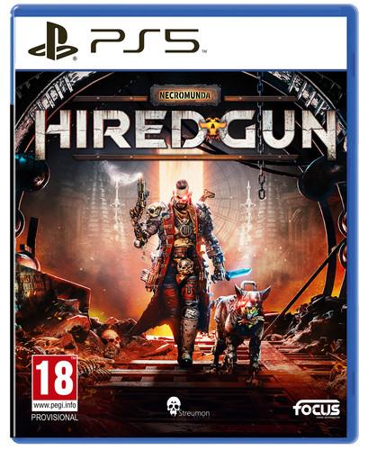 Necromunda - Hired Gun PS5 Main Image