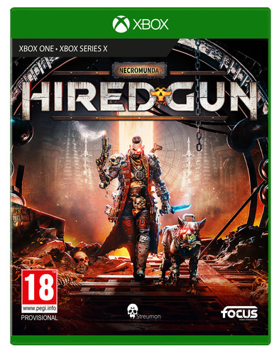 Necromunda - Hired Gun Xbox One en Xbox Series X Main Image