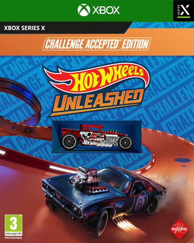 Hot Wheels Unleashed - Challenge Accepted Edition Xbox Serie Main Image