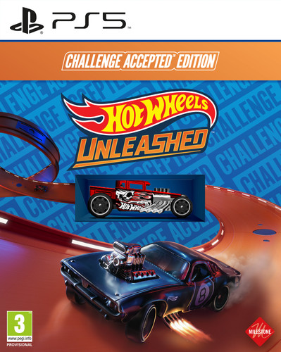 Hot Wheels Unleashed - Challenge Accepted Edition PS5 Main Image