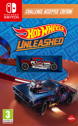 Hot Wheels Unleashed - Challenge Accepted Edition Nintendo Switch Main Image