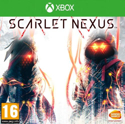 Scarlet Nexus Xbox One en Xbox Series X Main Image