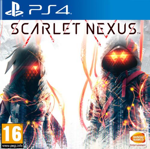 Scarlet Nexus PS4 Main Image