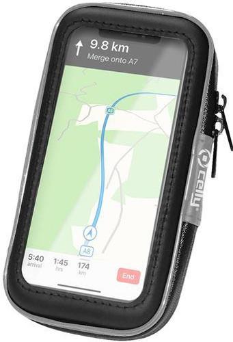 Celly Flex Bike XXL Universele Waterbestendige Telefoonhouder met Hoesje Fiets Stuur Main Image