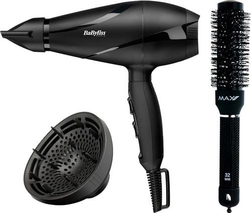 BaByliss 6613DE + Max Pro Ceramic Radial Brush - 32 mm Main Image