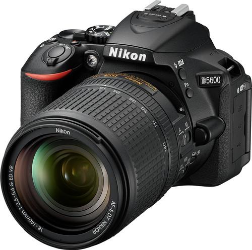 Nikon D5600 + AF-S DX 18-140mm f/3.5-5.6 G ED VR Main Image