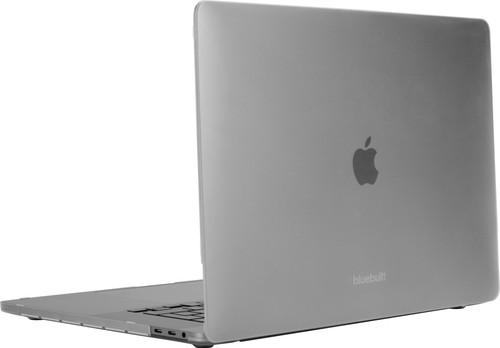 BlueBuilt Hard Case MacBook Pro 16 inches Transparent Main Image