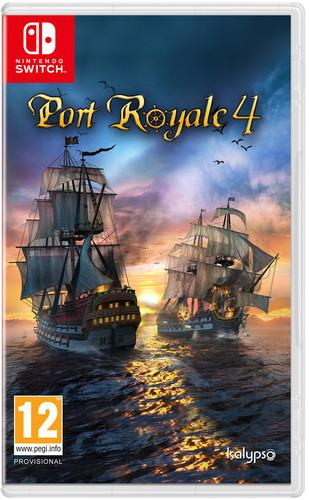 Port Royale 4 Nintendo Switch Main Image