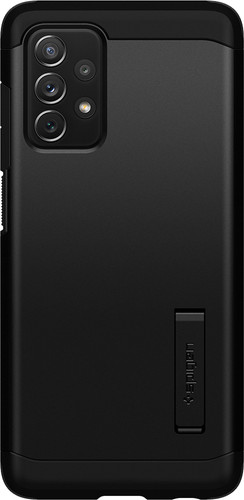 Spigen Tough Armor Samsung Galaxy A72 Back Cover Zwart Main Image