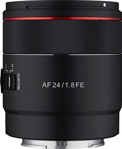 Samyang 24mm f/1.8 AF Sony FE Main Image