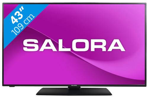 Salora 43FL7500 Main Image