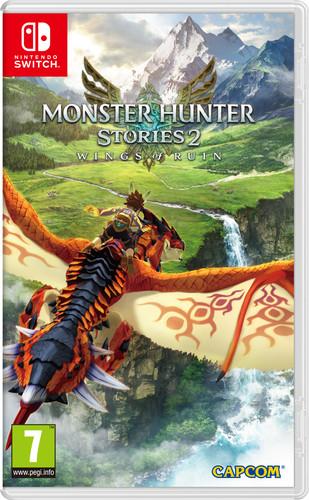Monster Hunters Stories 2: Wings of Ruin Main Image