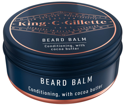 King C. Gillette Beard Balm 100ml Main Image