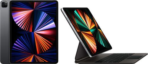 Apple iPad Pro (2021) 12.9 inches 256GB WiFi Space Gray + Magic Keyboard Main Image