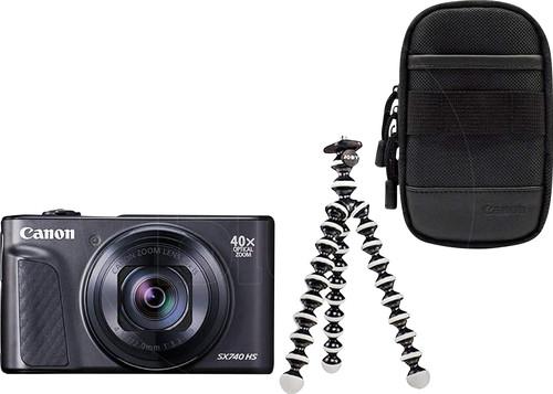Canon Powershot SX740 HS Travel Kit Main Image