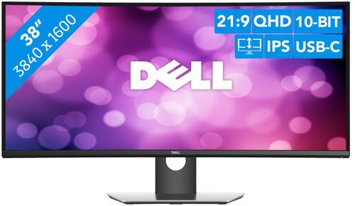 Dell Ultrasharp U3818DW Main Image