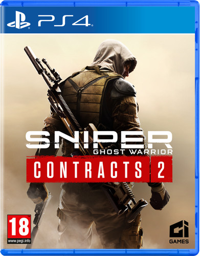 Sniper Ghost Warrior Contracts 2 PS4 Main Image