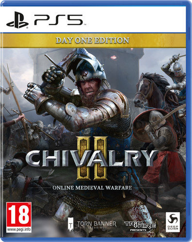 Chivalry II - Day One Edition PlayStation 5 Main Image