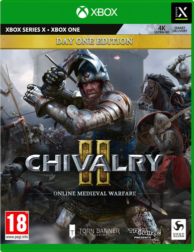 Chivalry II - Day One Edition Xbox One en Xbox Series X Main Image