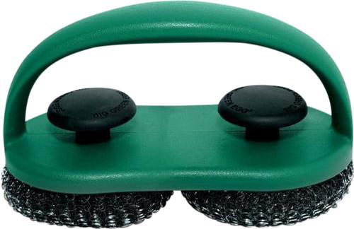 Big Green Egg SpeediClean Dual Brush Scrubber Main Image