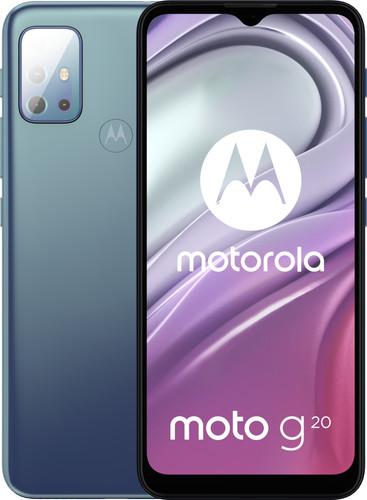 Motorola Moto G20 64GB Blauw Main Image