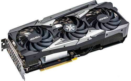 INNO3D GeForce RTX 3060 iCHILL X3 RED Main Image