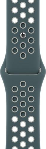Apple Watch 42/44 mm Siliconen Horlogeband Nike Sport Hasta/Light Silver Main Image