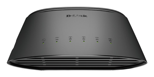 D-Link DGS-1005D 5-poorts Gigabit Switch Main Image