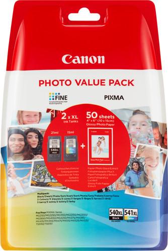 Canon PG-540XL/CL-541XL PHOTO VALUE BL SEC Main Image