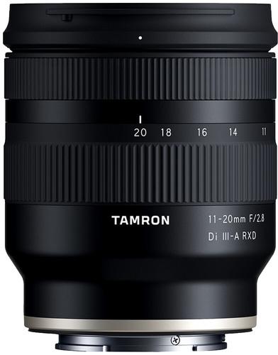 Tamron 11-20mm f/2.8 Di III-A RXD Sony E Main Image