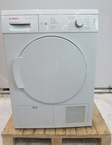 Bosch WTE84104NL Refurbished Main Image