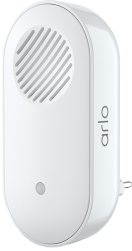 Arlo Wire Free Video Doorbell Chime Main Image