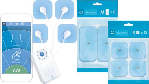Bluetens + Bluepack Electrodes S12 + M8 Main Image