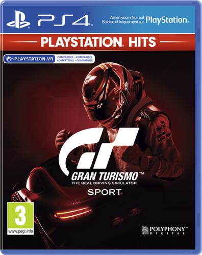 Gran Turismo Sport Standard Edition PS4 Main Image