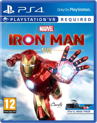 Marvel's Iron Man PS VR Main Image