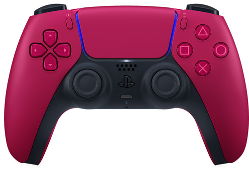Sony Playstation 5 DualSense Draadloze Controller Cosmic Red Main Image