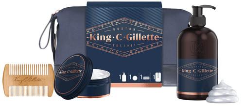 King C. Gillette Geschenkset Main Image